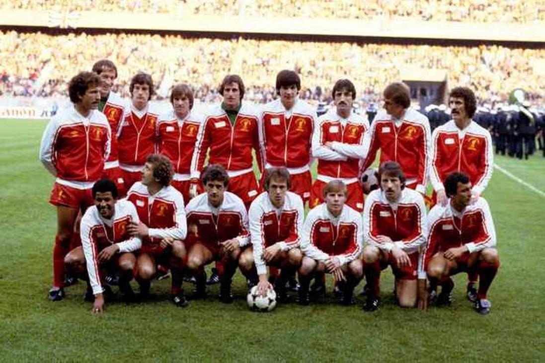 Liverpool Vs Real Madrid 1981