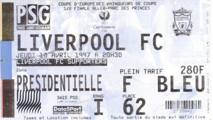 Liverpool PSG