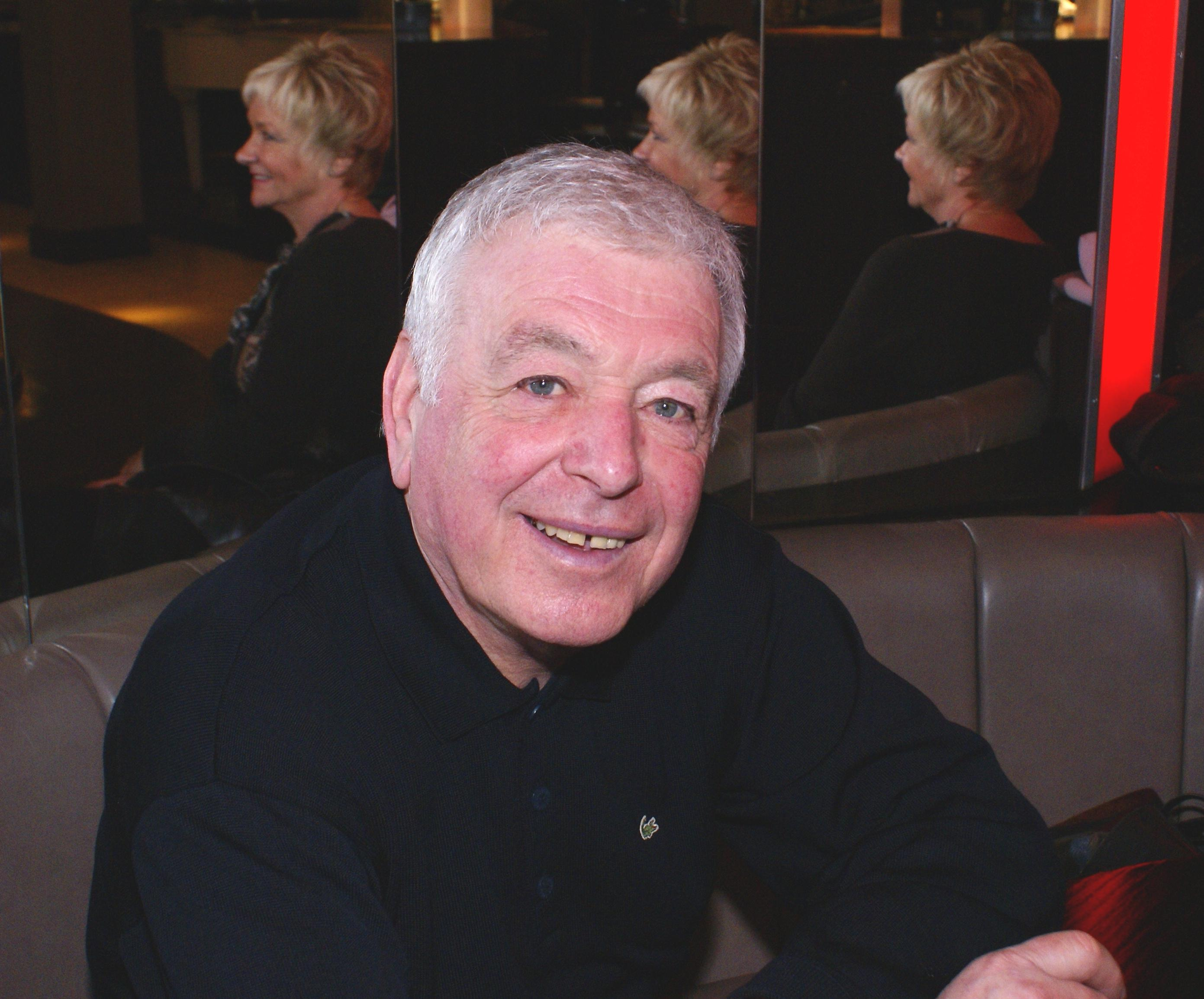 Ian Callaghan has plenty of stories to tell