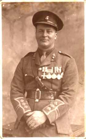 Captain George Latham