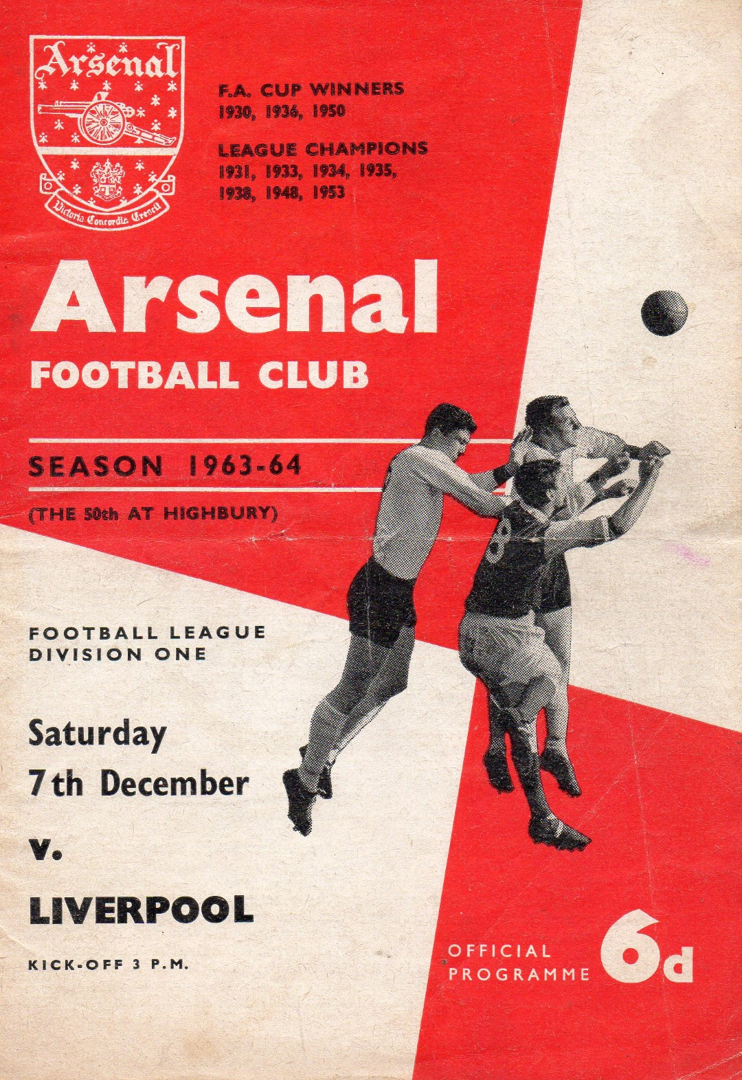 fc arsenal a brief history A brief history of the english fa cup at a meeting held in the offices of the sportsman in london on 20th july 1871,  arsenal 0-0 man utd (arsenal 5-4 pens.