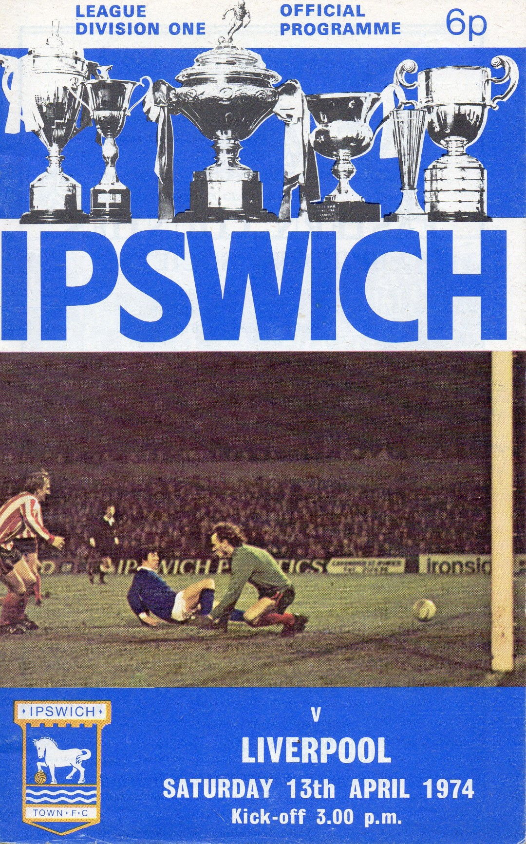 from  on - Town Liverpool played Matchdetails Ipswich
