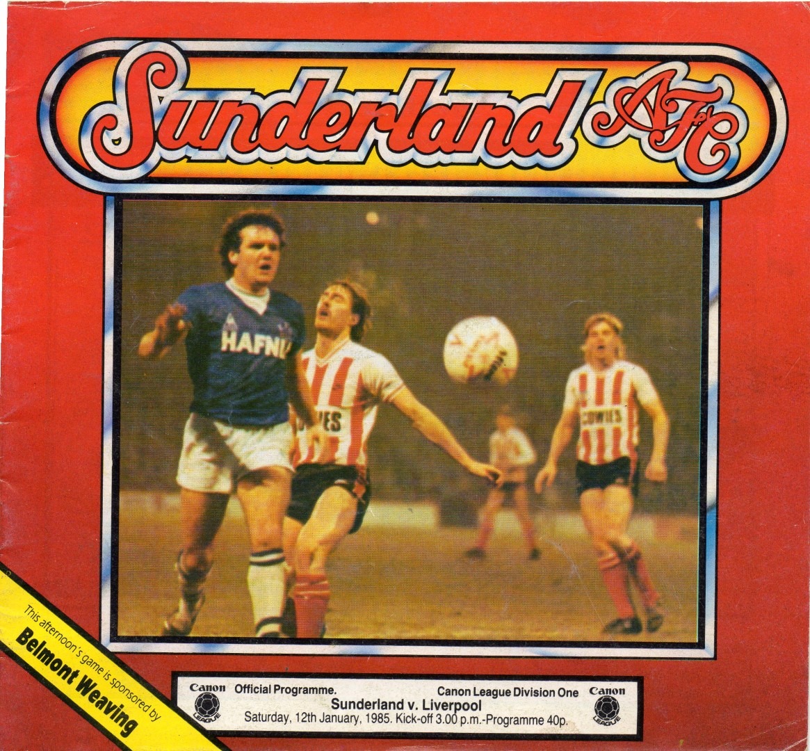 Matchdetails from sunderland liverpool played on for League table 1984 85