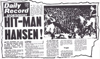 Hit-man Hansen! - December 1979