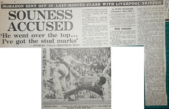 Souness accused -17 September 1983