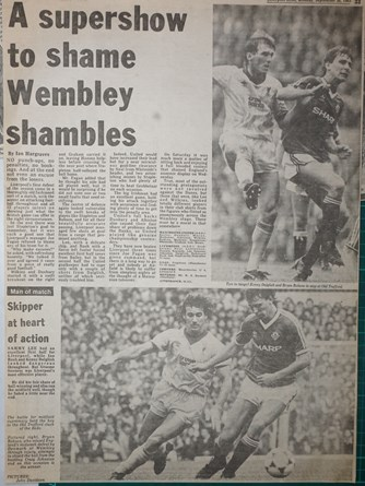 A supershow to shame Wembley shambles
