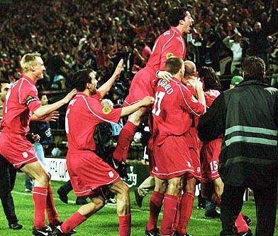 UEFA Cup heroes