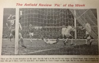 Anfield Review - Pic Of the Week