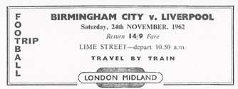 LM Railway Advert