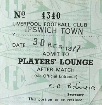 Players Lounge Pass