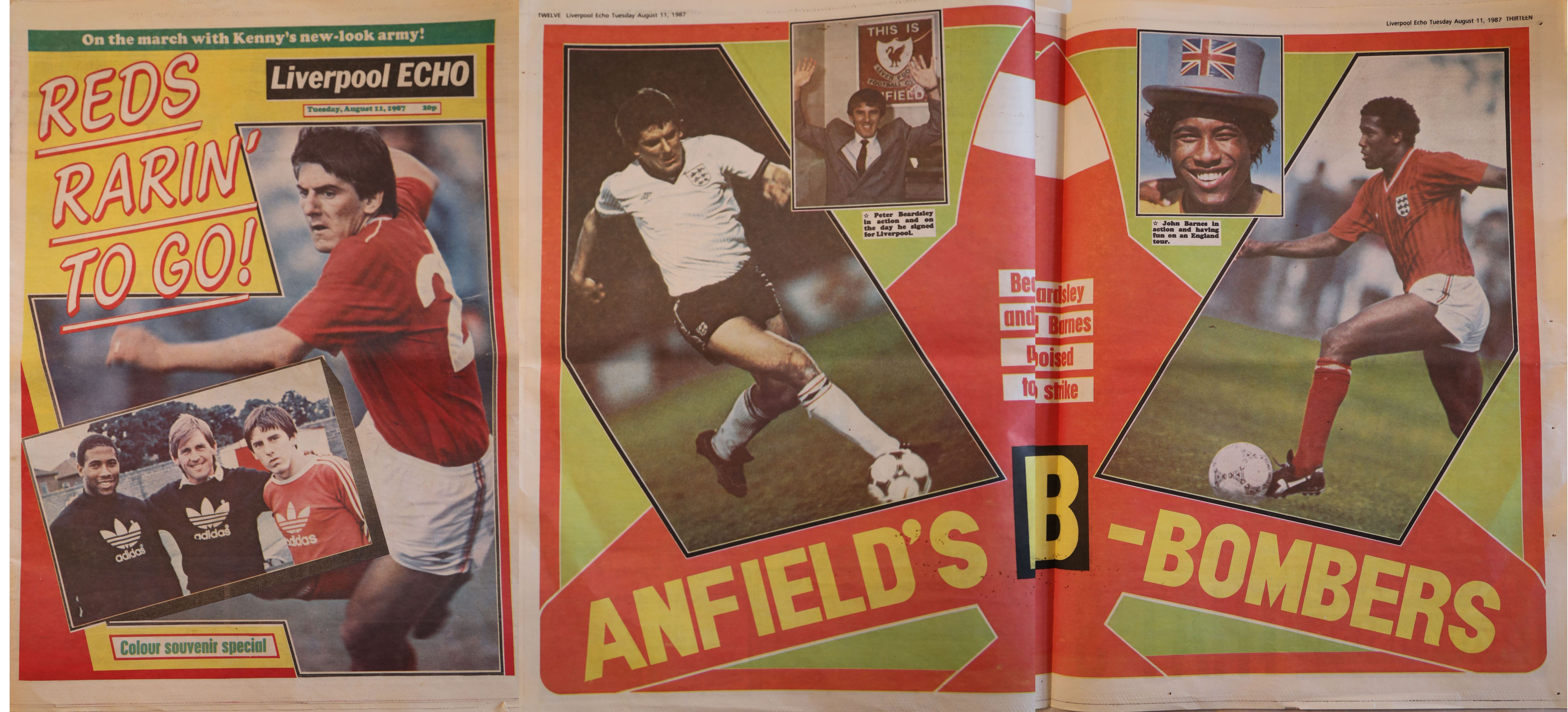 Anfield's Bombers - 1987/88