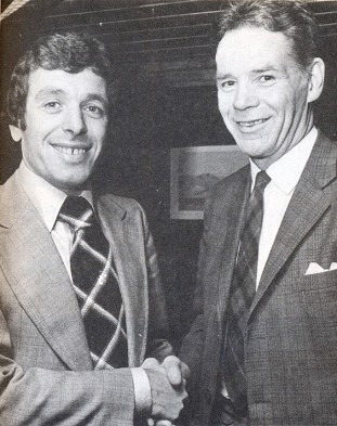 Liddell and another Liverpool legend, Ian Callaghan