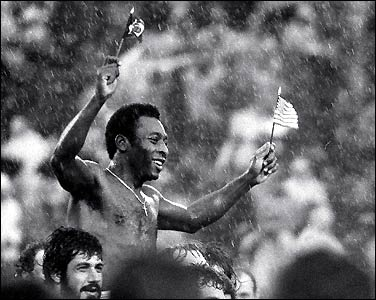 Clemence faced once the Great Pele