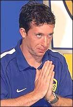 God has gone to Leeds