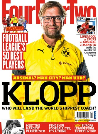 FourFourTwo - May 2015