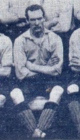Liverpool's top-scorer John Miller