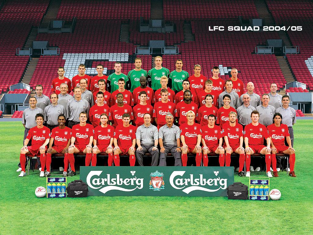 Hilo del Liverpool FC 2004-2005