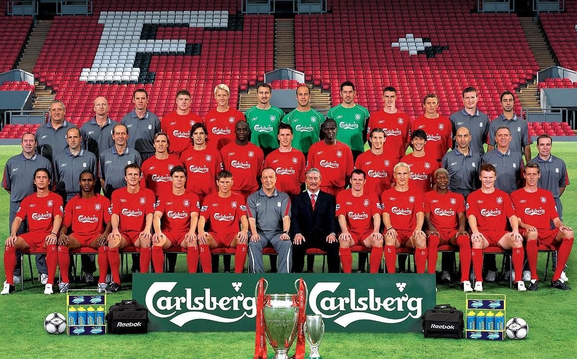 Hilo del Liverpool FC 2005-2006