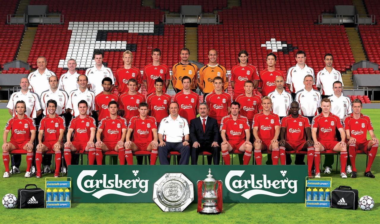 Hilo del Liverpool FC 2006-2007