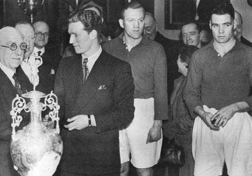 Image result for liverpool 1946-47 june