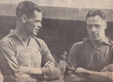 Billy's brother, Tom, trained with Liverpool for a short time in the late 50s.