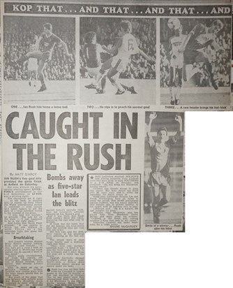 Caught in the Rush - 29 October 1983