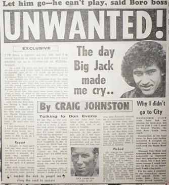 Unwanted - March 1984