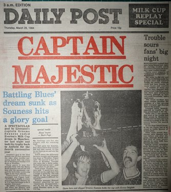 Captain majestic - 28 March 1984