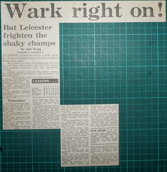 Wark right On - 18 April 1984