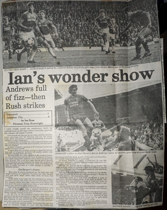Ian's wondershow - 2 November 1985