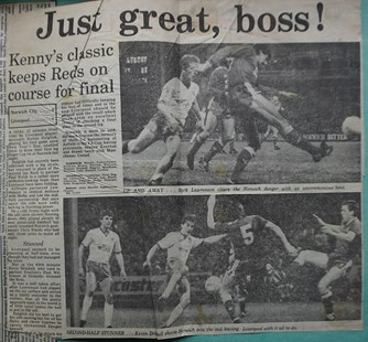 Kenny's classic - 5 February 1986