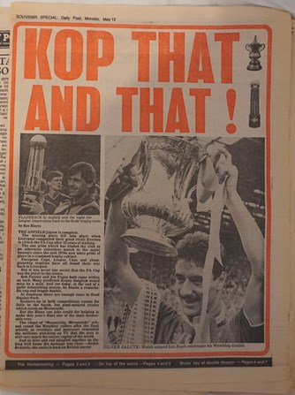 Kop that and that - 10 May 1986
