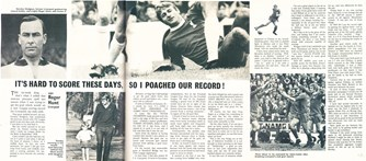I poached our record! - January 1969