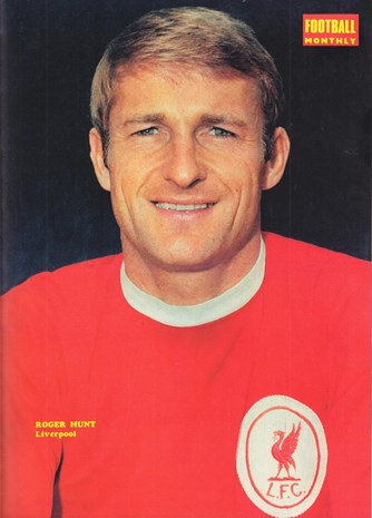 Poster of Roger Hunt - Football Monthly January 1969