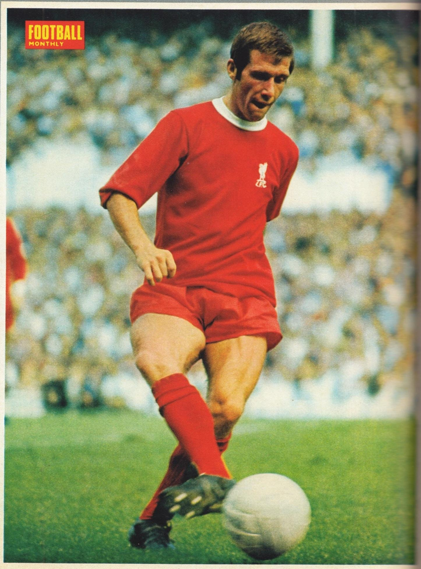 Liverpool Career Stats For Bobby Graham Lfchistory
