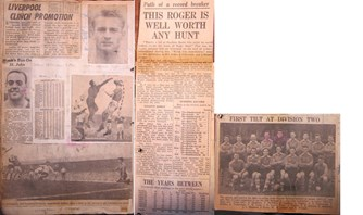 This Roger is well worth any Hunt - April 1962