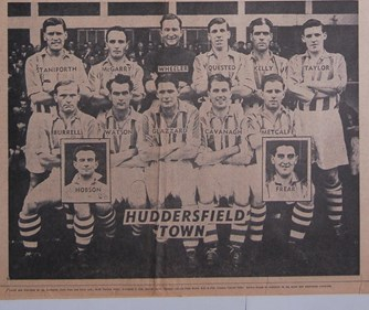 Picture of Huddersfield Town in Echo
