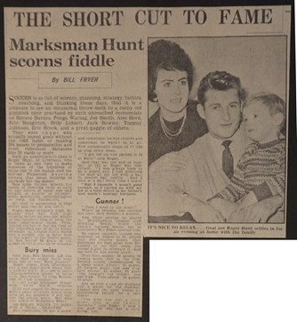 December 1962 -  Short cut to fame