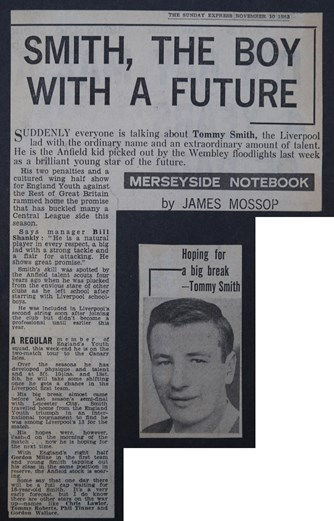 Smith, the boy with a future - 10 November 1963