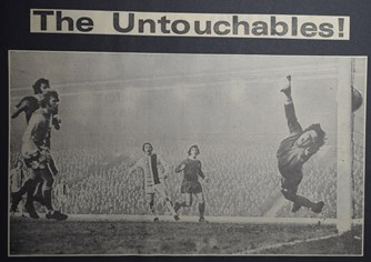 The untouchables!