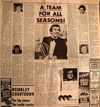 A team for all seasons - 1973/74