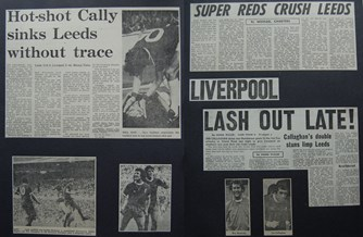 Callaghan sinks Leeds without a trace - 26 August 1975