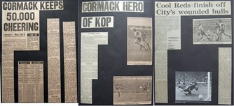 Cormack hero of Kop! - 27 December 1975