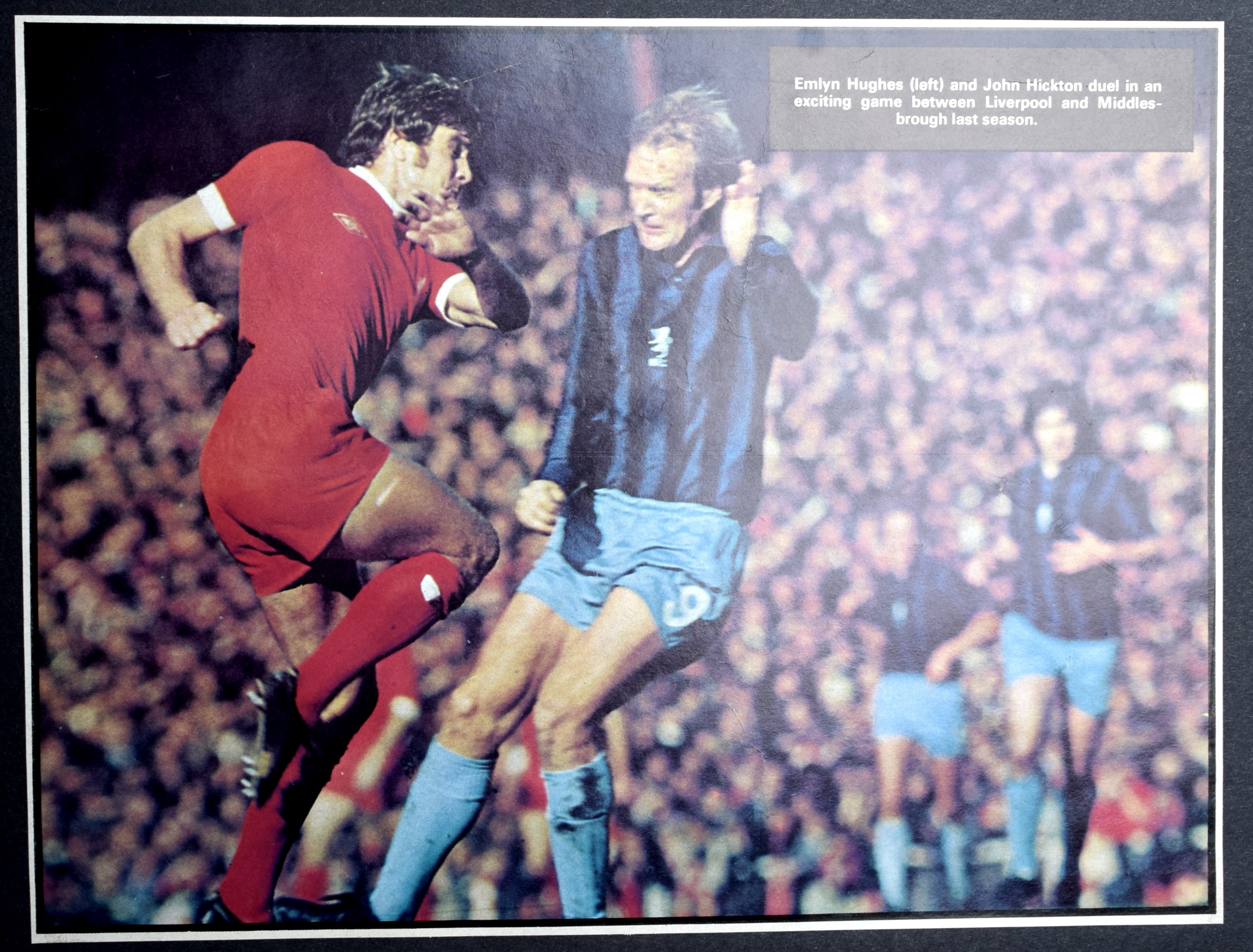 Liverpool career stats for Emlyn Hughes - LFChistory - Stats