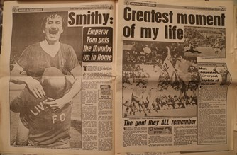 Greatest moment of my life, Smith recalls in 1992