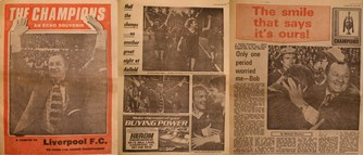 A tribute to Liverpool on their 11th League championship - 8 May 1979