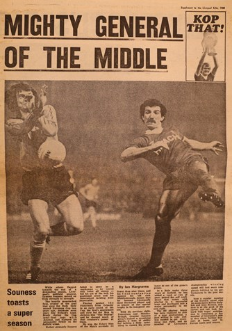 The mighty general in the middle - May 1980