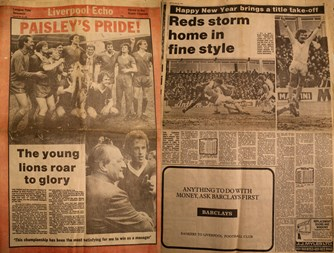 The young lions roar to glory - 22 May 1982