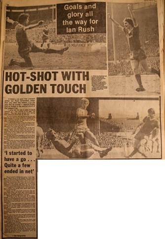 Hot-shot with golden touch - 15 May 1982