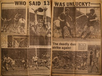 The deadly duo strike again! - 15 May 1982